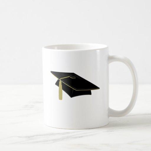 Graduation Cap Mugs