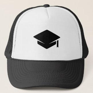 Graduation Cap on Ball Cap