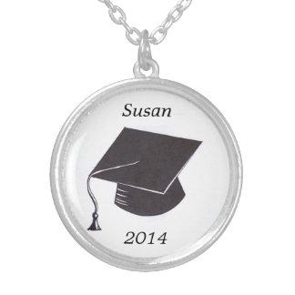 Graduation Cap Personalized Necklace