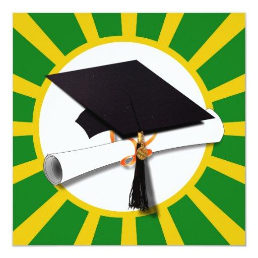 Unique Graduation Invitations as beautiful invitation design