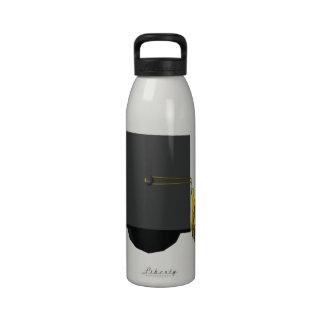 Graduation Cap Drinking Bottles