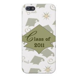 Graduation Caps Case For iPhone SE/5/5s