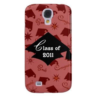 Graduation Caps Samsung Galaxy S4 Case