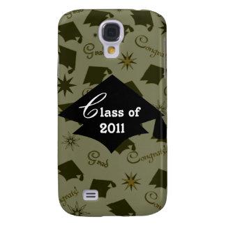 Graduation Caps Samsung S4 Case