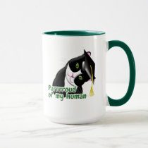 Graduation Cat Mug