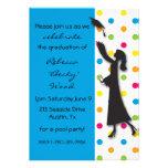 Graduation Celebration! Personalized Invitations