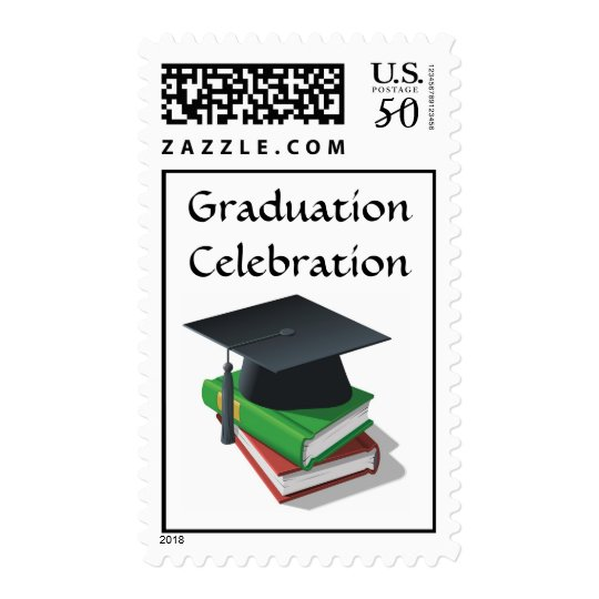 Graduation Celebration - postage