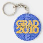 Graduation Class Of 2010 Keychain 6