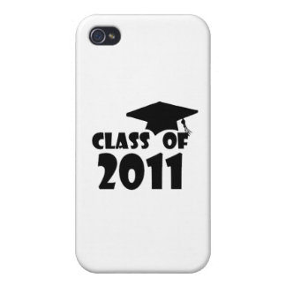 Graduation Class of 2011 Case For iPhone 4