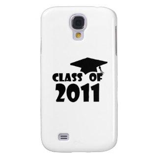 Graduation Class of 2011 Samsung Galaxy S4 Cases