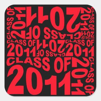 Graduation Class of 2011 Sticker 14