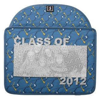 Graduation - Class of 2012 - Blue Caps rickshawflapsleeve