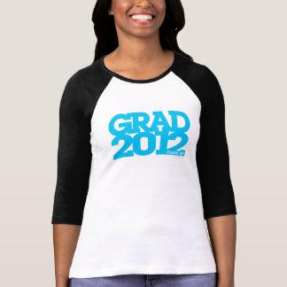 Graduation Class Of 2012 T-Shirt Blue