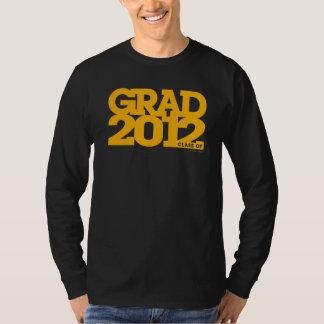Graduation Class Of 2012 T-Shirt Orange