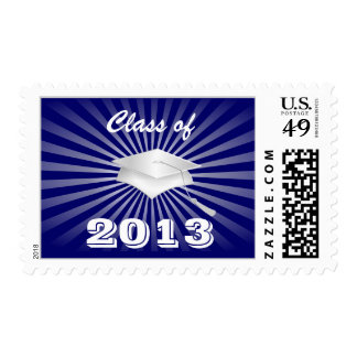 Graduation Class of 2013 - Contemporary Postage