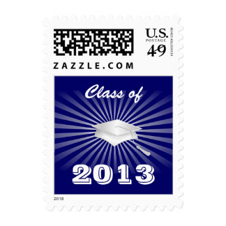 Graduation Class of 2013- Contemporary Postage