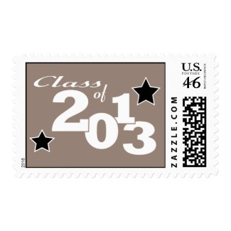 Graduation Class of 2013 Stamps