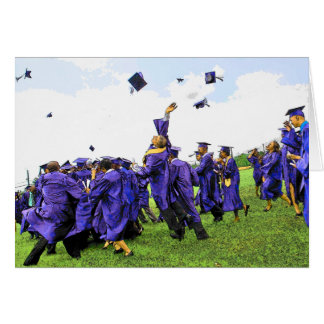 Graduation Class of 20?? Greeting Card