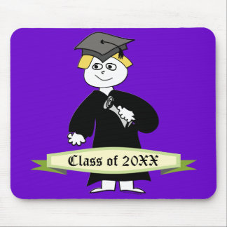 Graduation Class of Personalized Mouse Pads