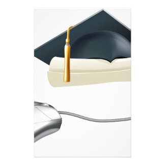 Graduation computer mouse concept customised stationery