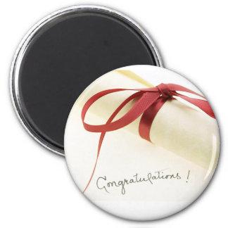 Graduation Congrats Novelties Refrigerator Magnet