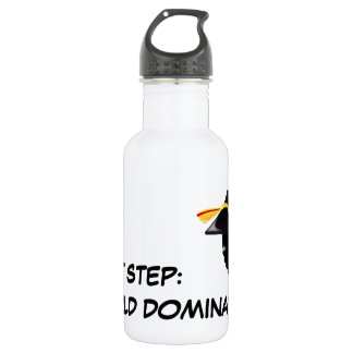 Graduation Congrats: Senior Class of 2015 18oz Water Bottle