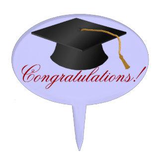 Graduation Congratulations Cake Topper