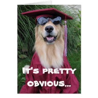 Graduation Congratulations Card
