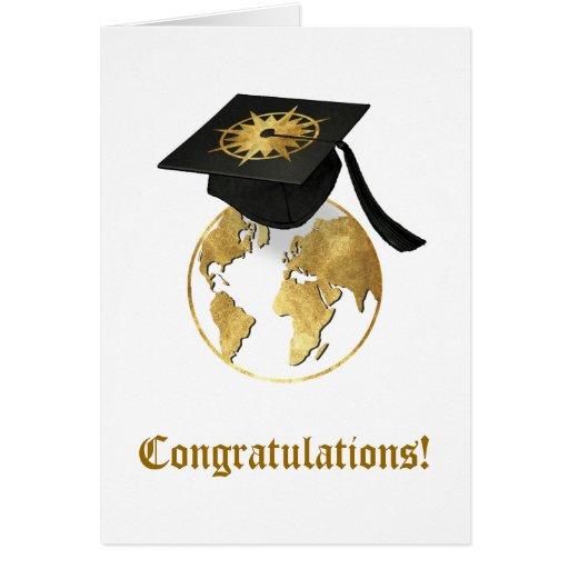 Graduation Congratulations Greeting Card Zazzle