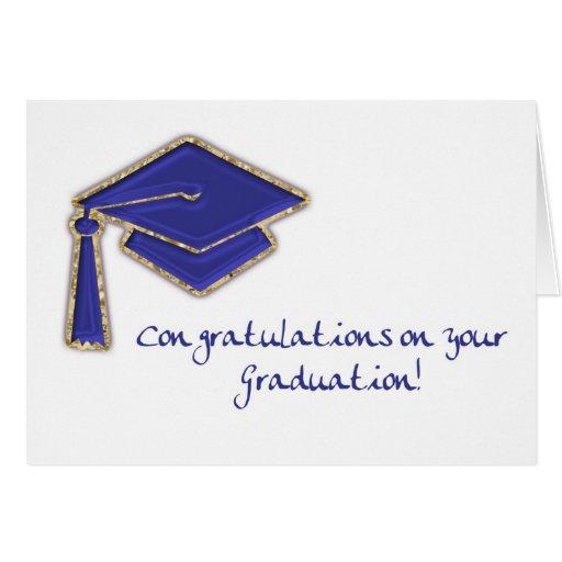 Congratulations Graduation Cards