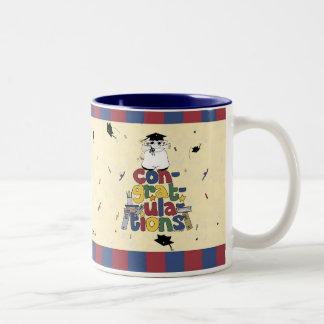 Graduation - Congratulations Coffee Mugs