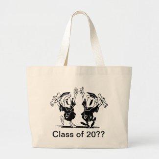 Graduation Couple - Class of bag