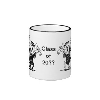 Graduation Couple - Class of Ringer Coffee Mug