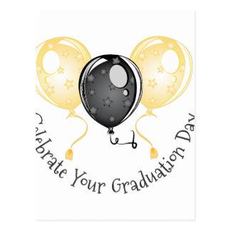 Graduation Day Postcard