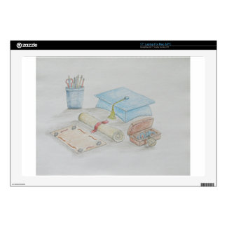 """graduation day skin for 17"""" laptop"""