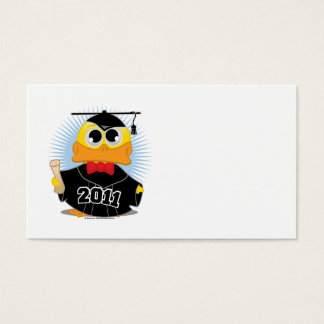 Graduation Duck 2011 Business Card