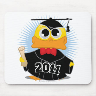 Graduation Duck 2011 Mouse Pad