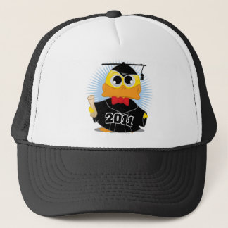 Graduation Duck 2011 Trucker Hat