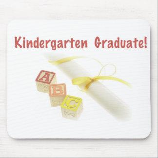 Graduation from Kindergarten Mouse Pad