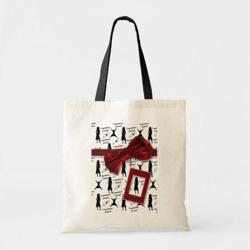 Graduation gift bags for women zazzle