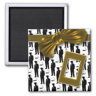 Graduation gifts for men - formal magnets
