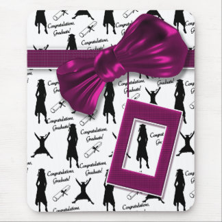 Graduation gifts for women - elegant mousemats mouse pad