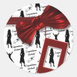 Graduation gifts for women sticker