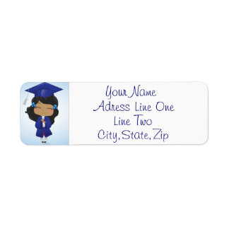 graduation  Girl Label