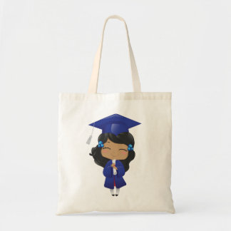 Graduation Girl Tote Bag