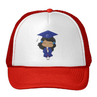 Graduation Girl Trucker Hat