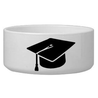 Graduation hat bowl