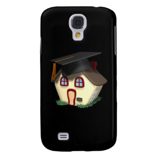 Graduation House Galaxy S4 Covers