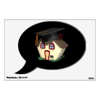 Graduation House Room Stickers