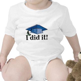 Graduation I Did It! Baby Creeper